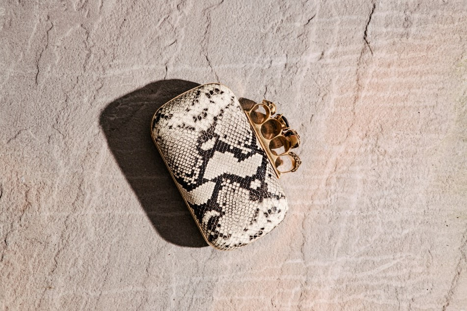 Angee W. Bridal Clutches