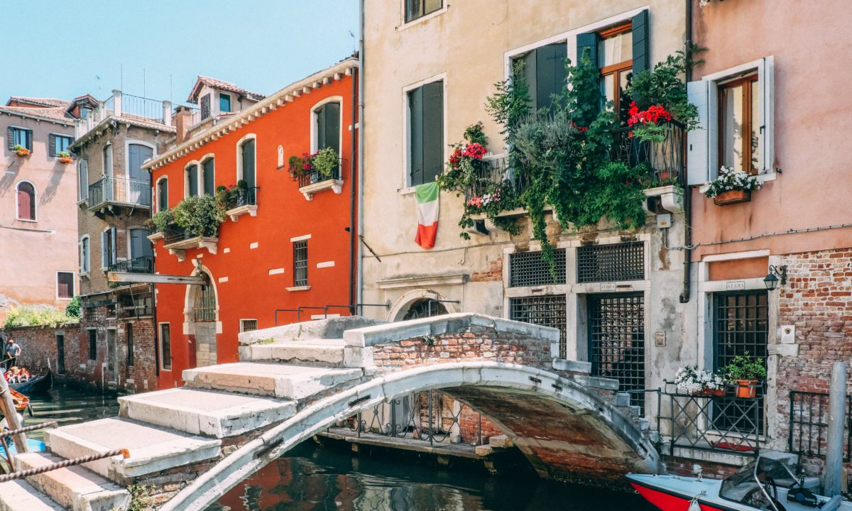 Honeymoon Destination: Venice