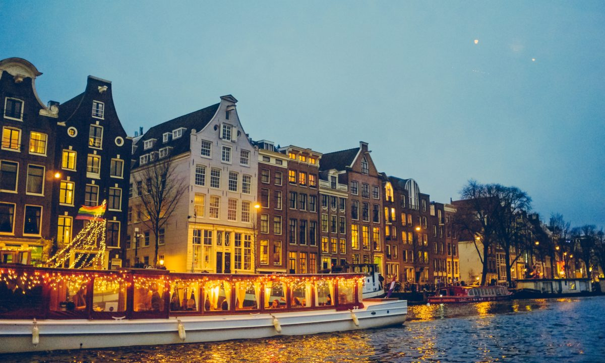 Honeymoon Destination: Amsterdam
