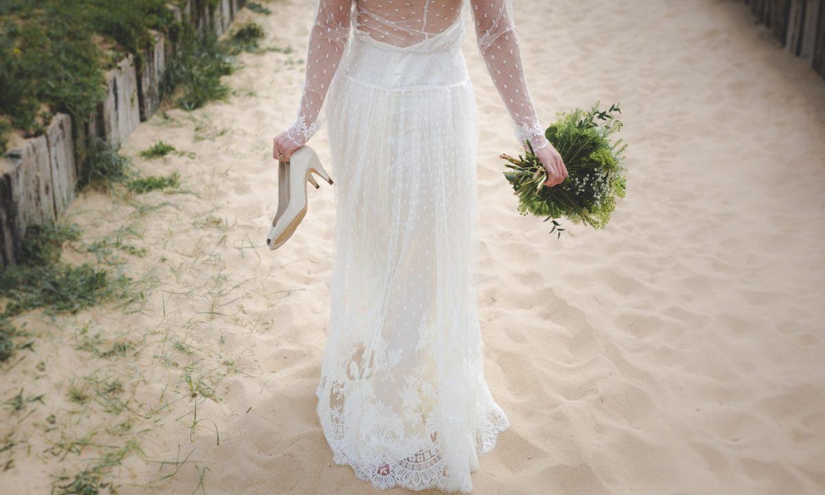 Love it or Hate It: Priscilla Chan's Claire Pettibone Wedding Dress