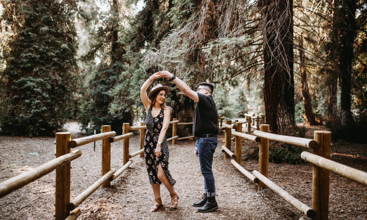 Destination Wedding: California