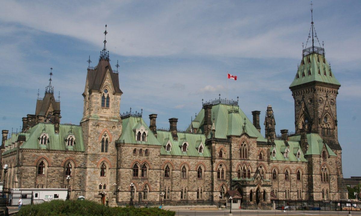 Destination Wedding: Ottawa, Ontario