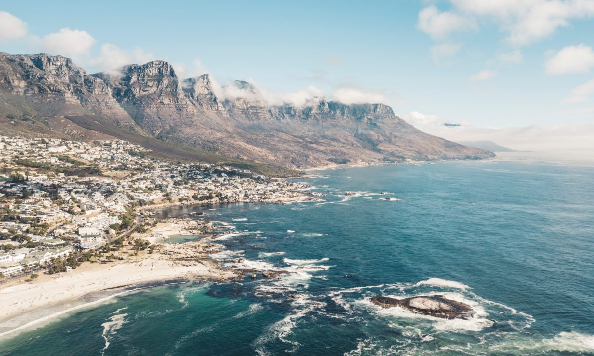 Destination Wedding: Cape Town, South Africa