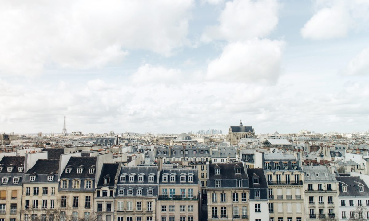 Destination Wedding: Paris, France