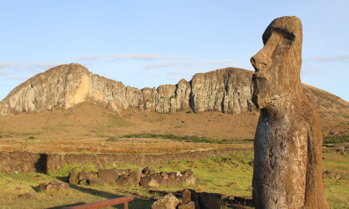 Destination Wedding: Easter Island