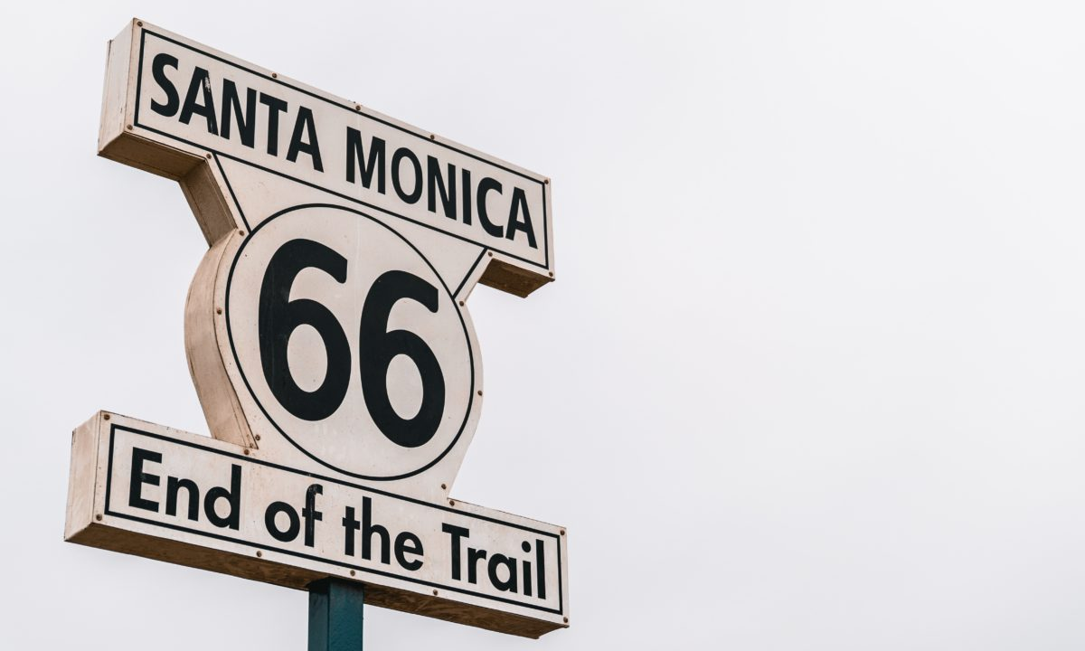 Honeymoon Adventure: Route 66 (Part One)