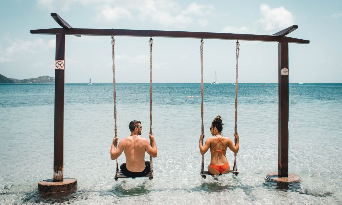 Destination Wedding: St. Lucia