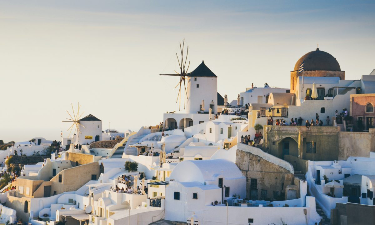 Honeymoon Destination: Santorini, Greece