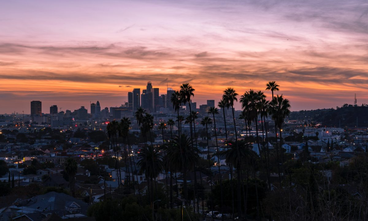 Honeymoon Destination: Los Angeles, CA