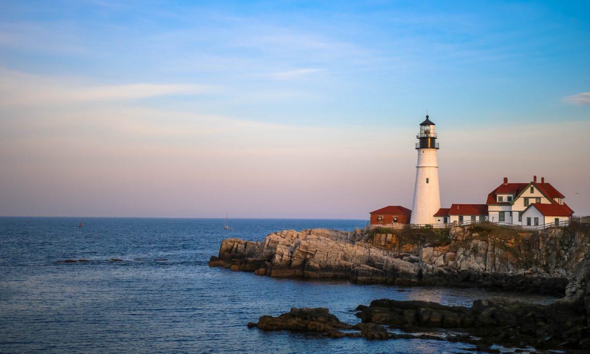 Destination Wedding: Maine