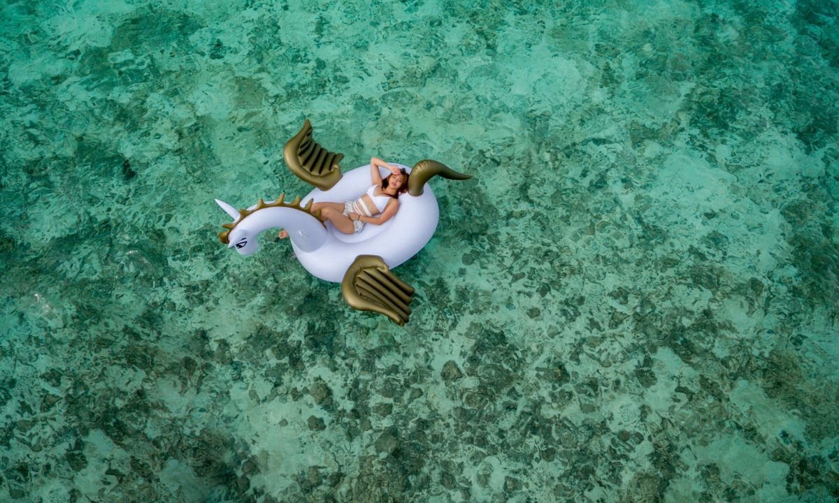 Honeymoon Destination: The Maldives
