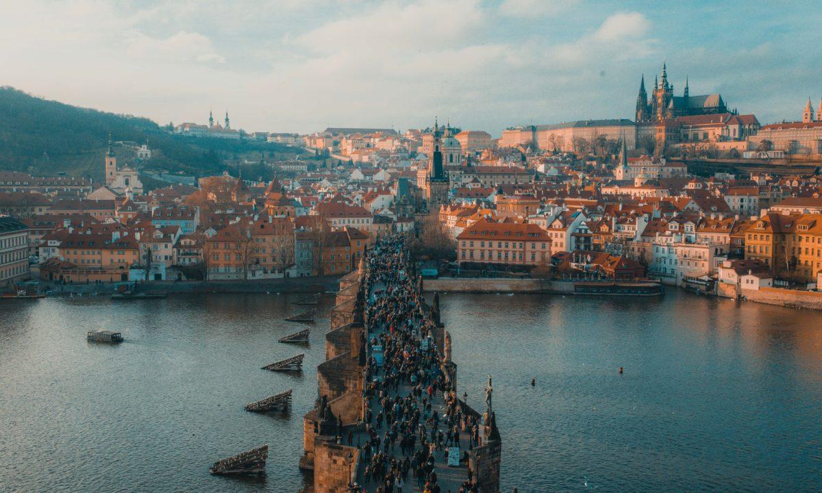 Honeymoon Destination: Prague