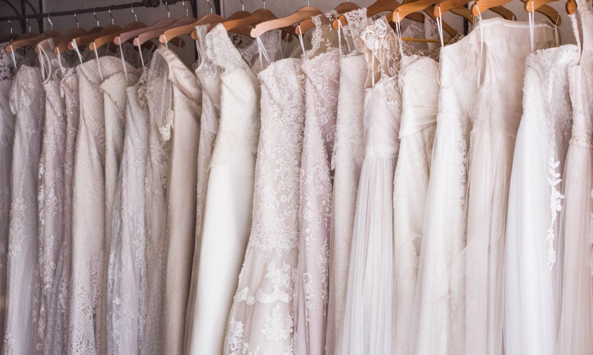 How to Survive Wedding Dress Shopping: Five Simple Rules