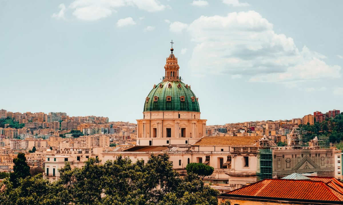 Honeymoon Destination: Naples, Italy