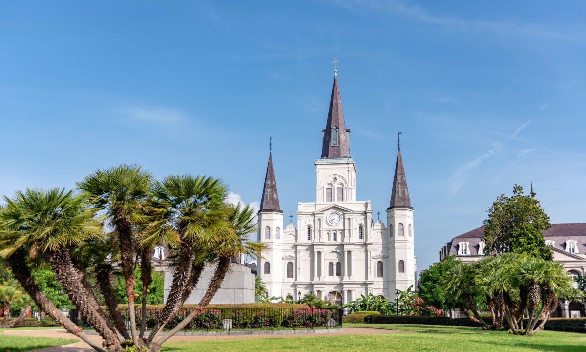 Destination Wedding: New Orleans, LA