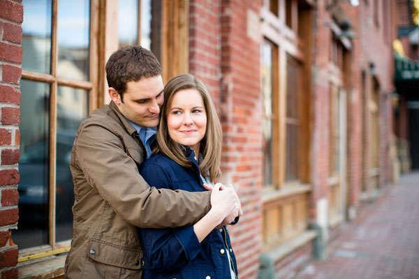 Marie and Alex's Afternoon in Georgetown Engagement Session by Annamarie Akins Photography