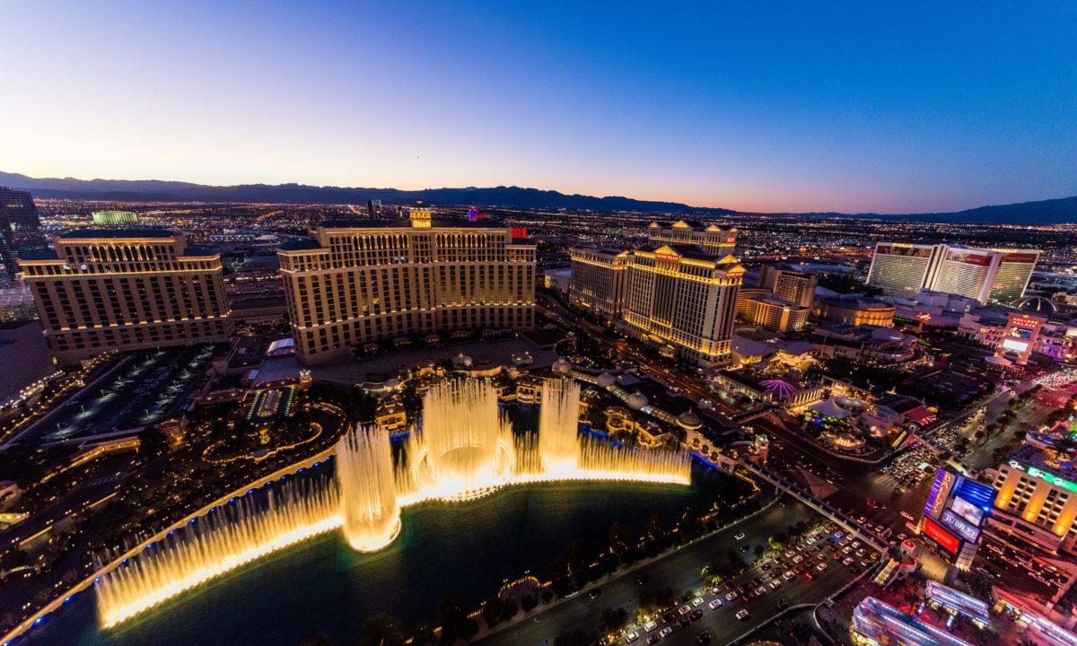 Honeymoon Destination: Las Vegas, NV
