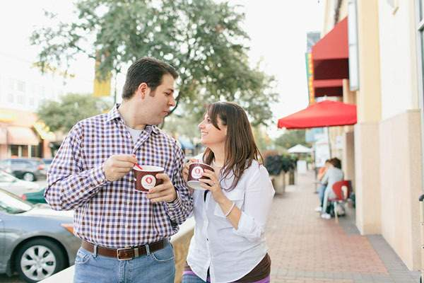 Marla and Eric's Plano, TX Engagement Session by Ben Q. Photography