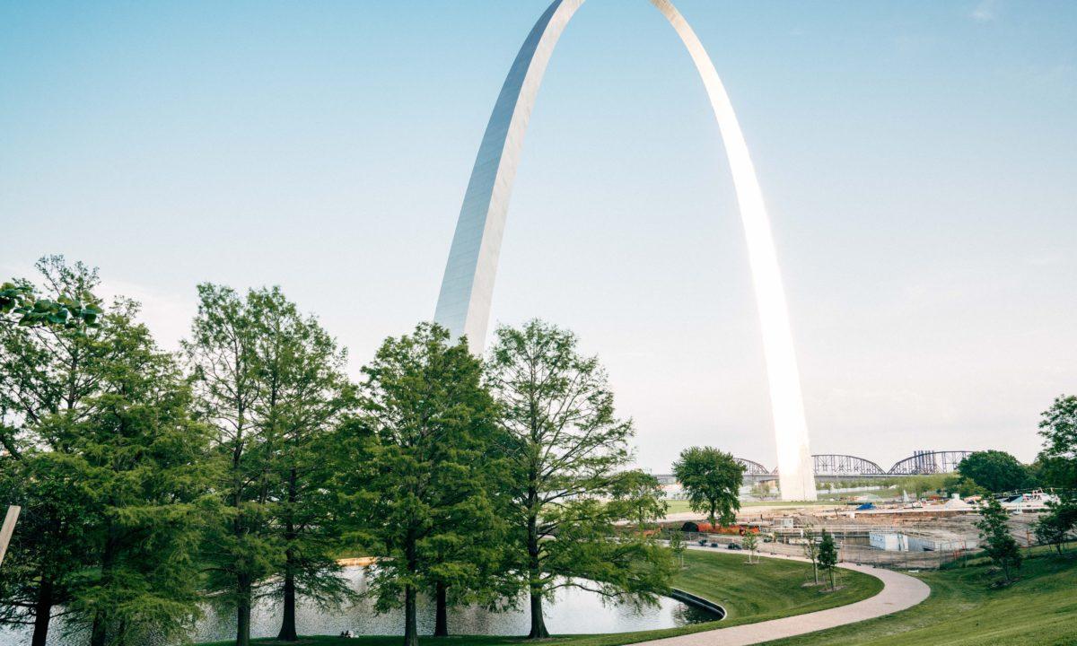 Outdoor Wedding Venues in St. Louis