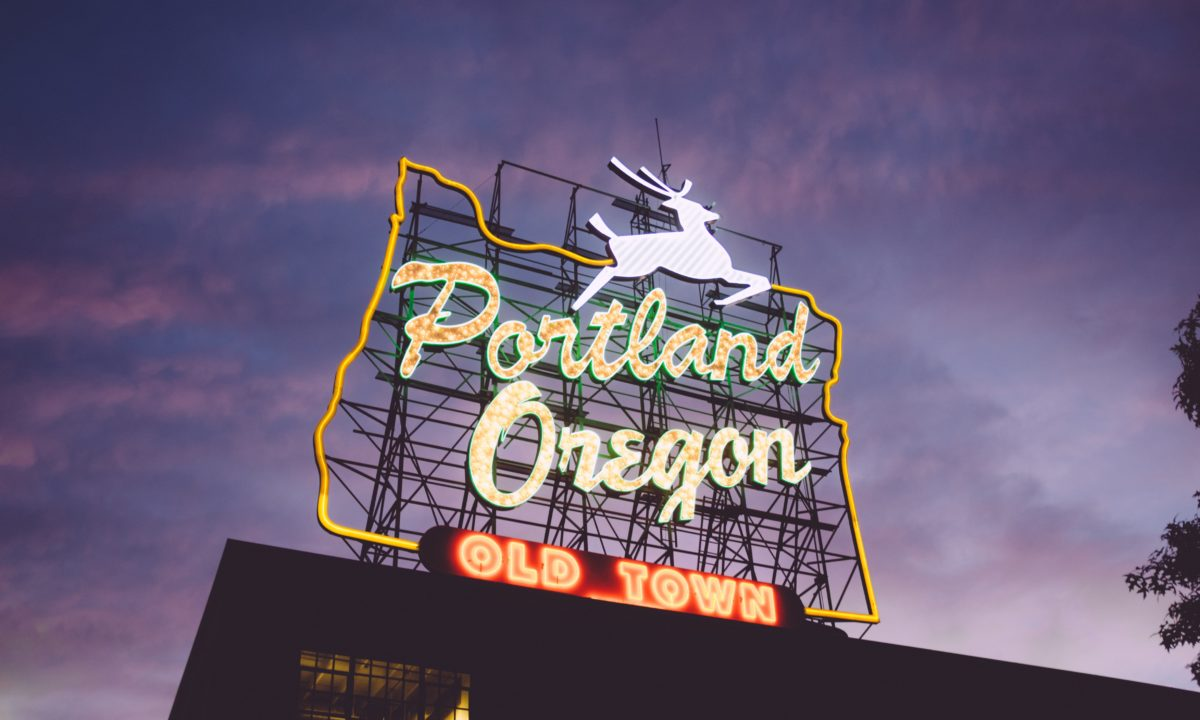 First Time Visitor's Guide to a Portland Honeymoon