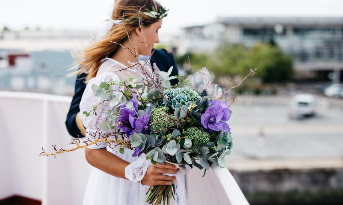 finding wedding flowers in charlotte - mywedding
