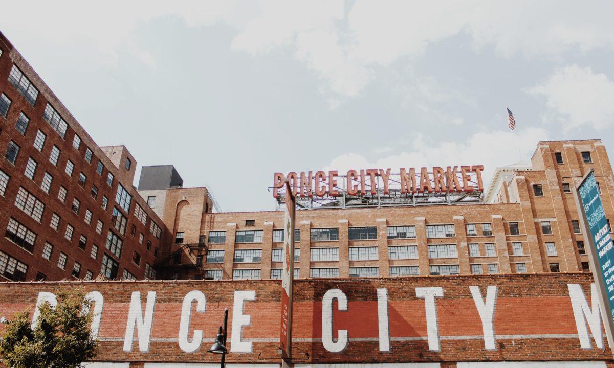 Historic Places in Atlanta