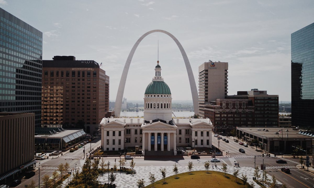 Pretty Parks in St. Louis