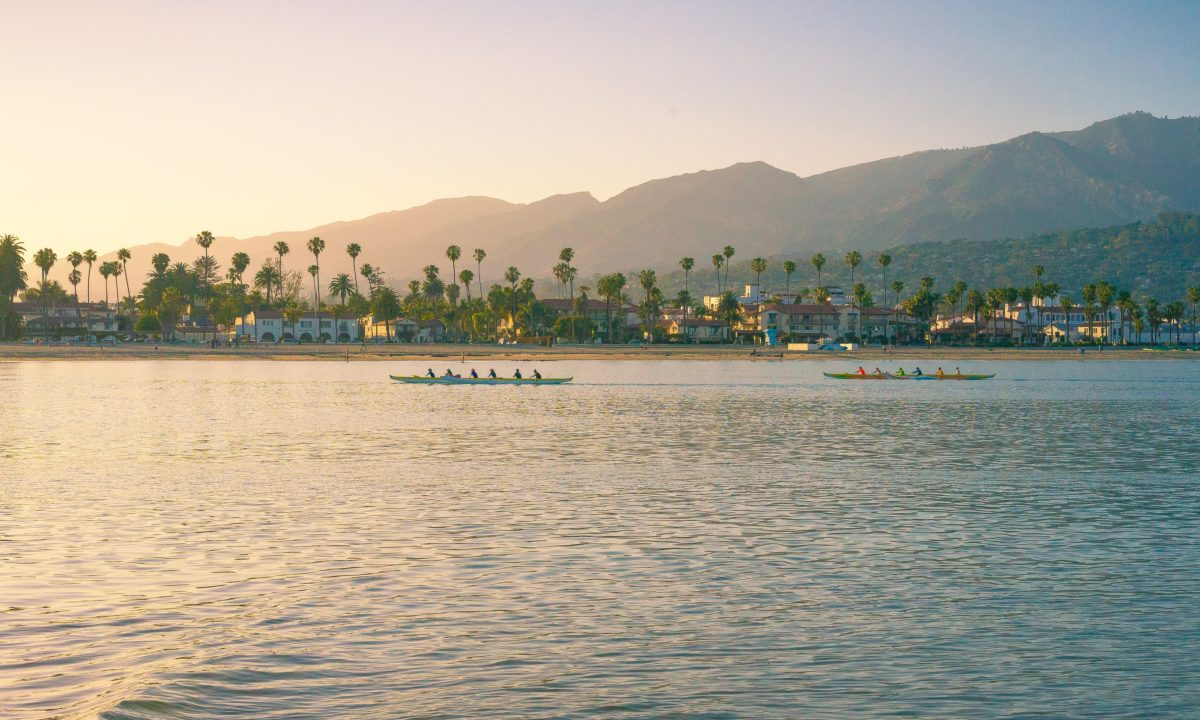 Destination Wedding: Santa Barbara