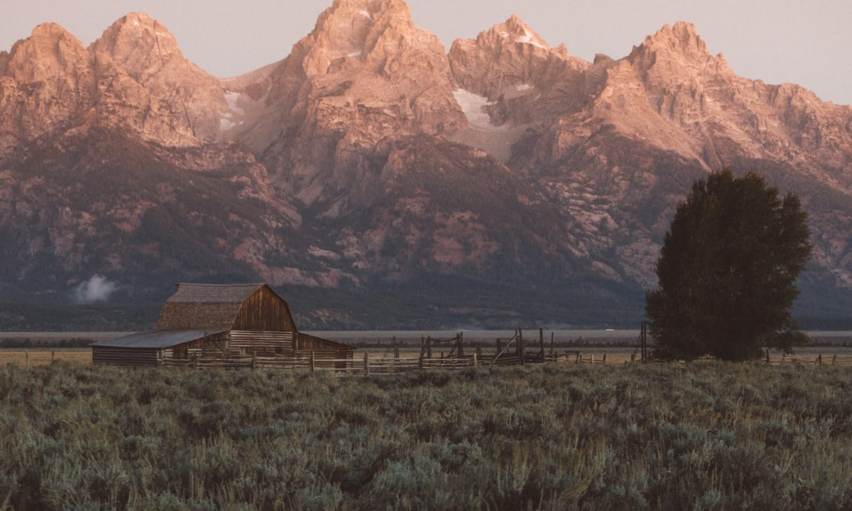 Favorite Wedding Venues in Wyoming