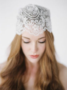 Sparkle Lace Headpiece