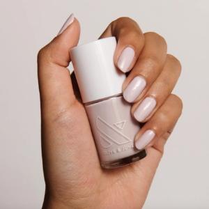 alternatives to gel and acrylic nails: olive & june tt 7-free nail polish