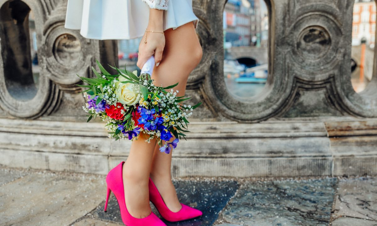 Colorful Wedding Shoes: 5 Trends to Inspire You