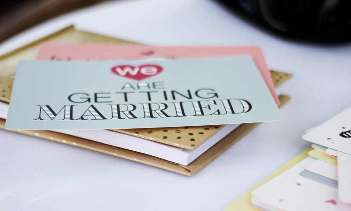 Ask the Editor: Wedding Invite vs. Announcement