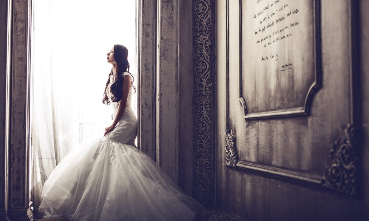 Fit for a Princess: Lovely Wedding Gowns