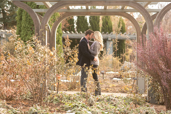Brittany & Mick's Sweet Denver, CO Engagement Session by Shutterchic Photography