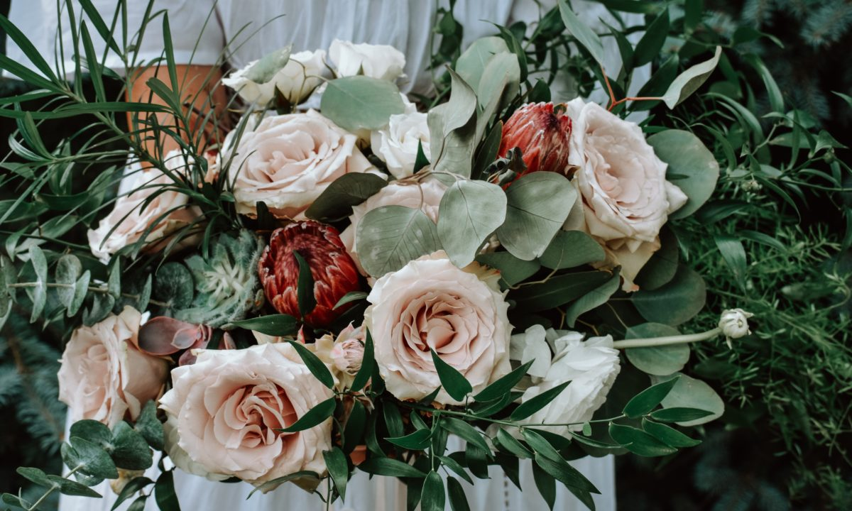Eucalyptus Wedding Details