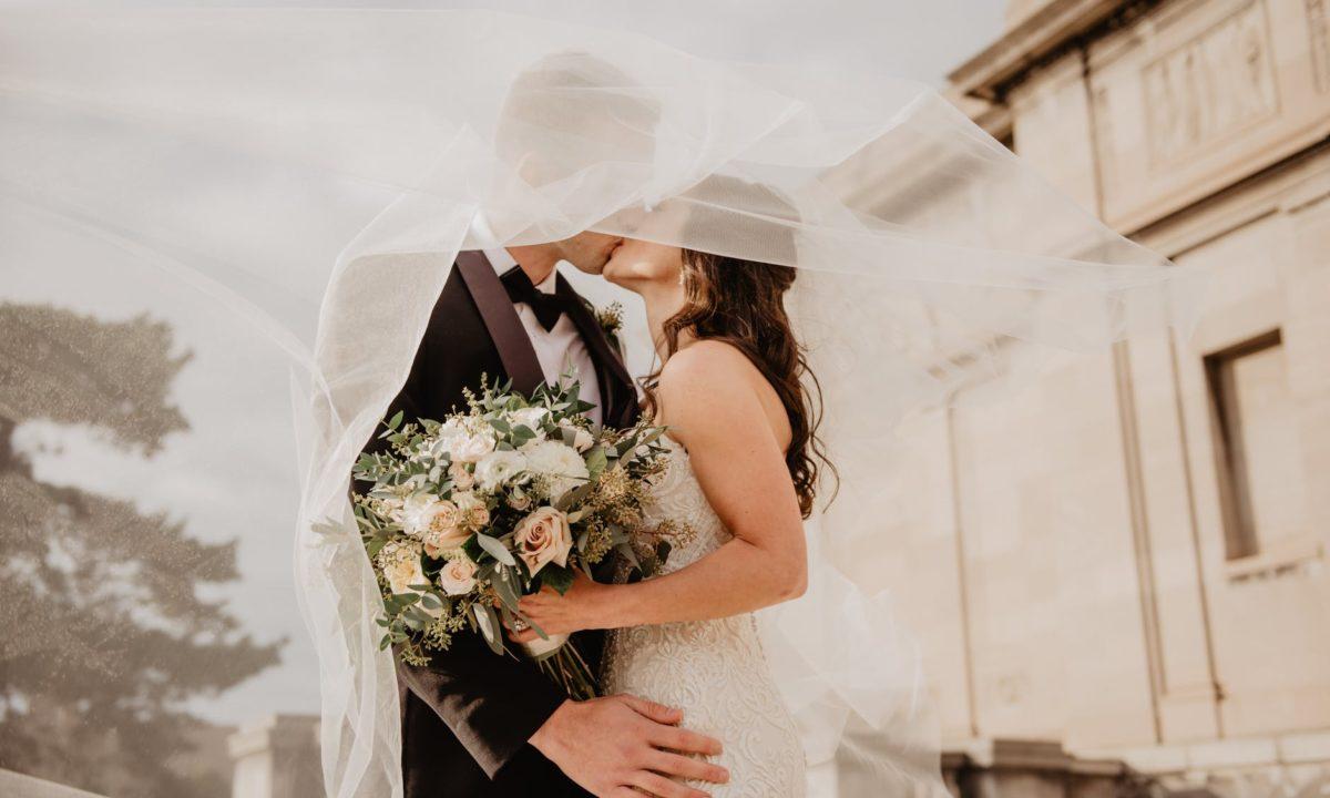 10 Sensational Crop Top Wedding Dresses