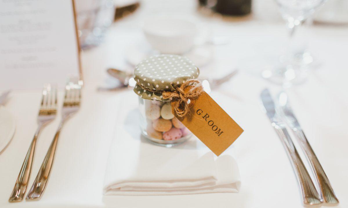 Sweet Candy Wedding Favor Ideas