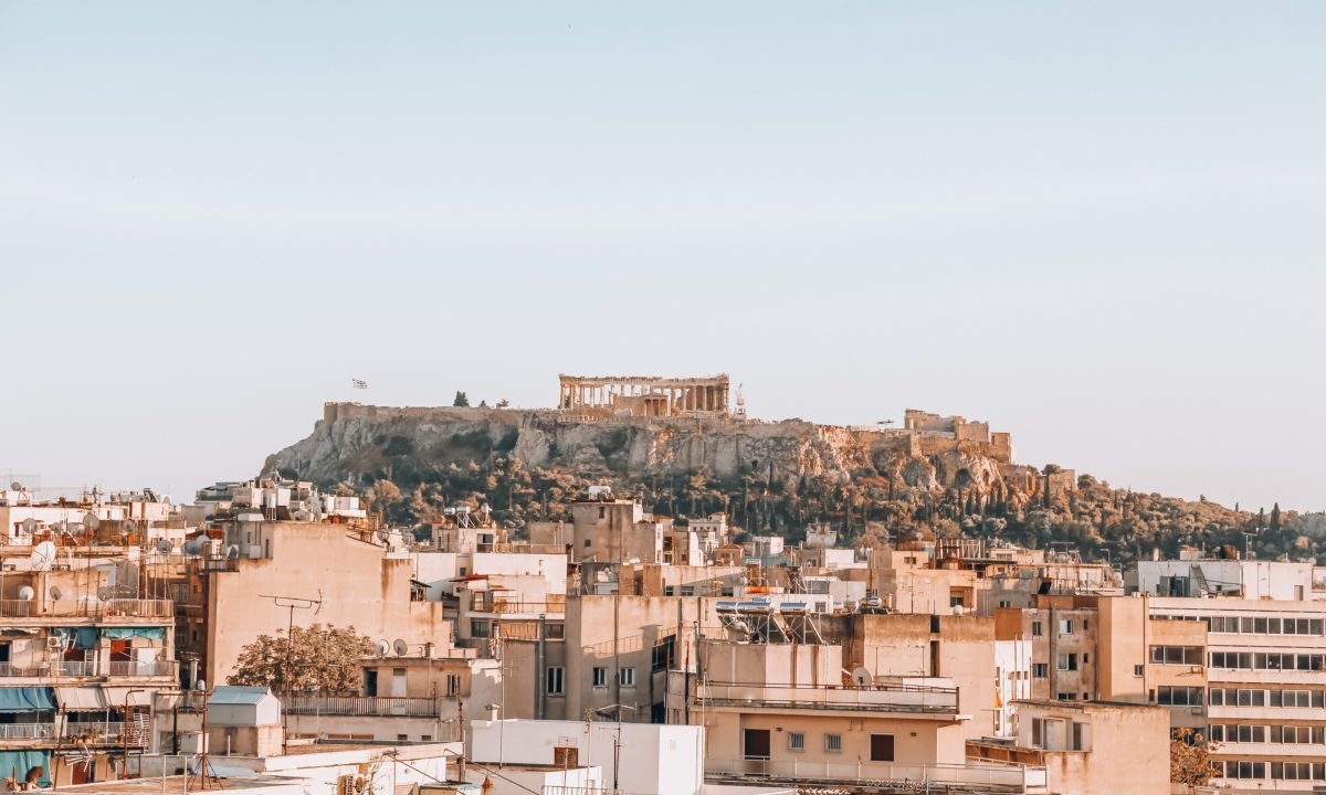 5 Must See Landmarks in Athens, Greece