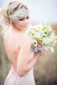 Jeweled Bridal Headband