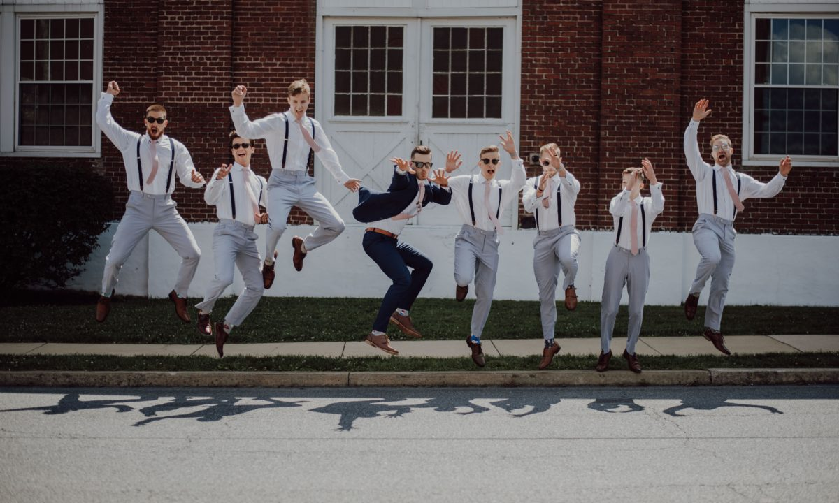 Three Ways to Dress Your Groomsmen