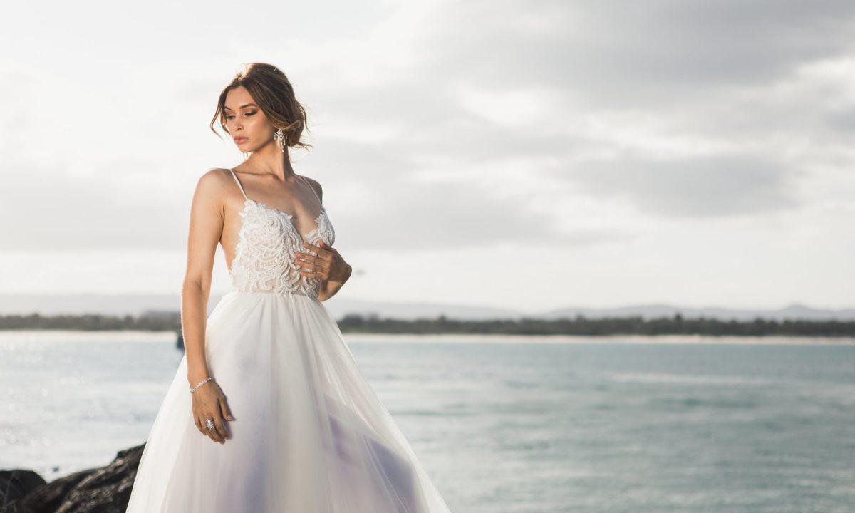 Ballerina Inspired Wedding Dresses