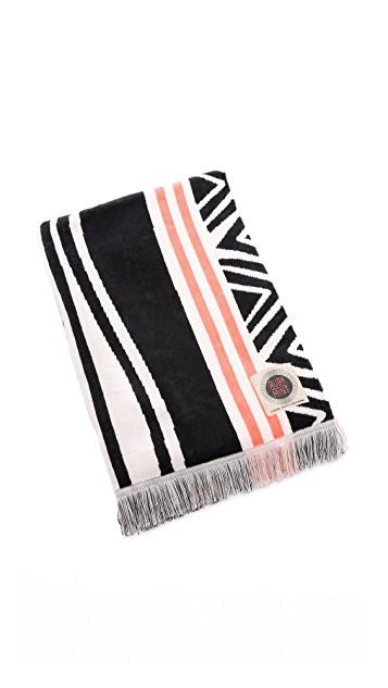 Tropicanan Towel