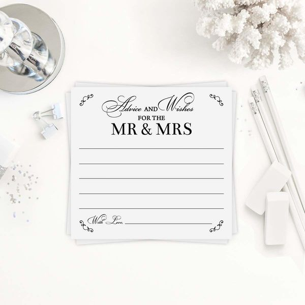 advice guestbook