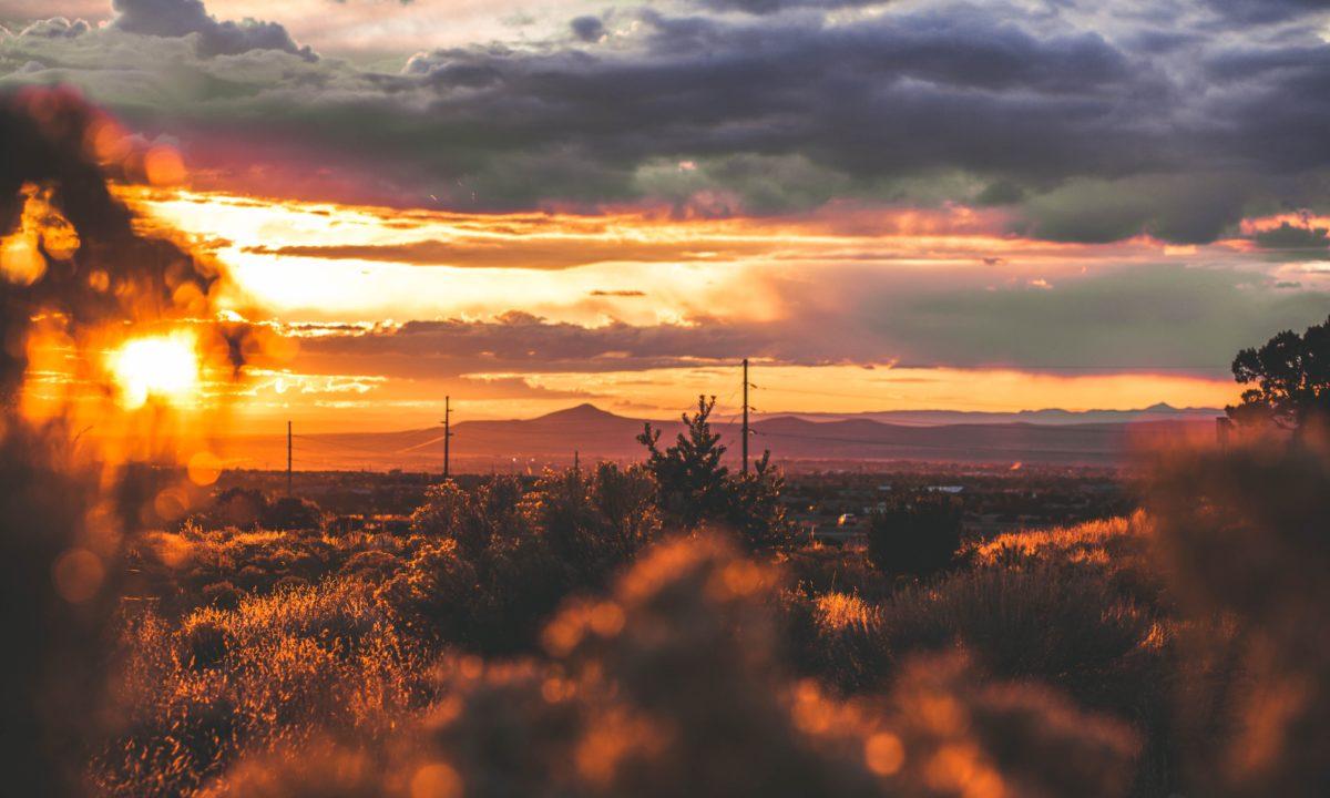 Honeymoon Destination: Taos, NM