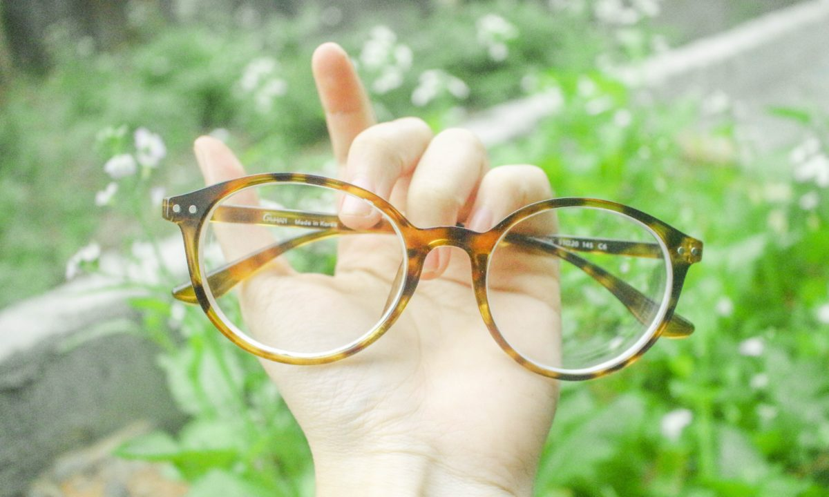 Advice for Brides Who Wear Glasses