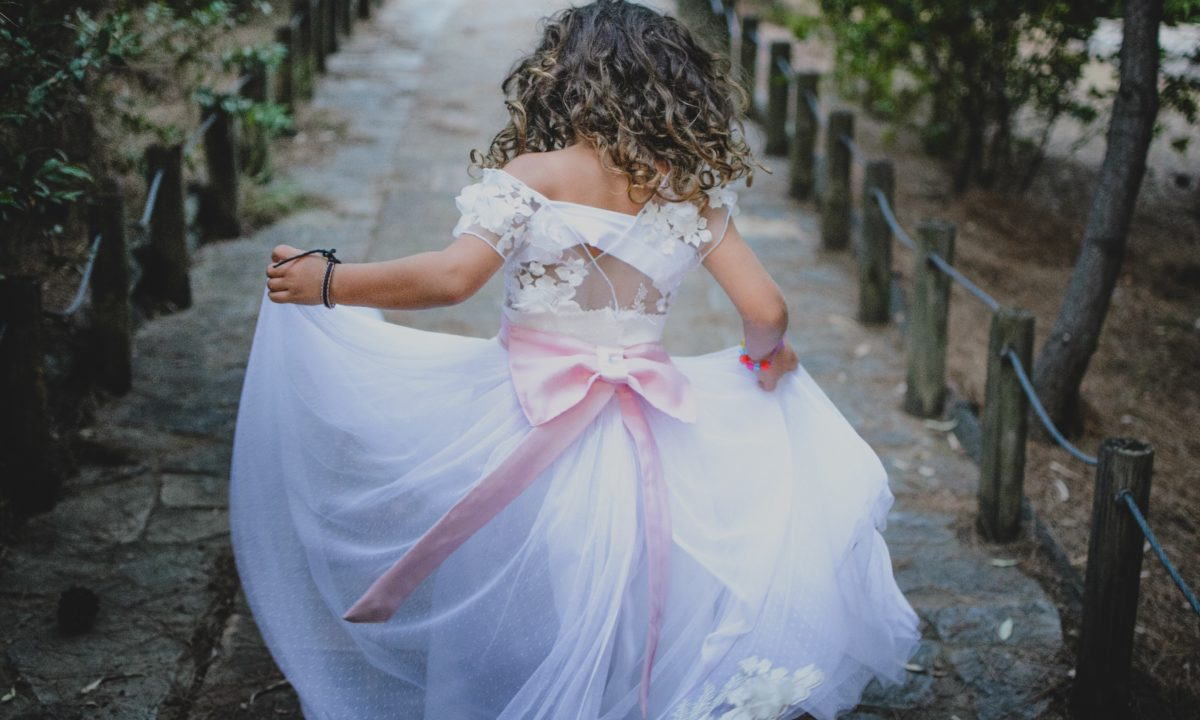 Help Your Flower Girl & Ring Bearer Get Down the Aisle!