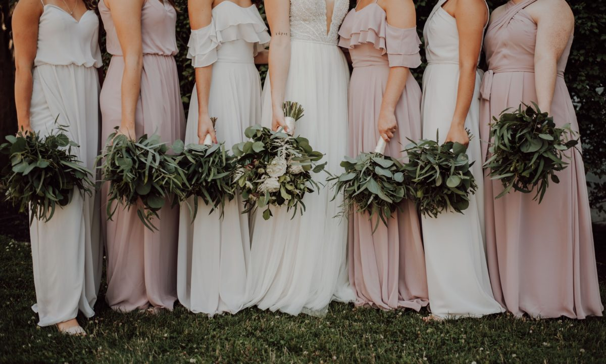 Long Bridesmaid Dresses for Under $100
