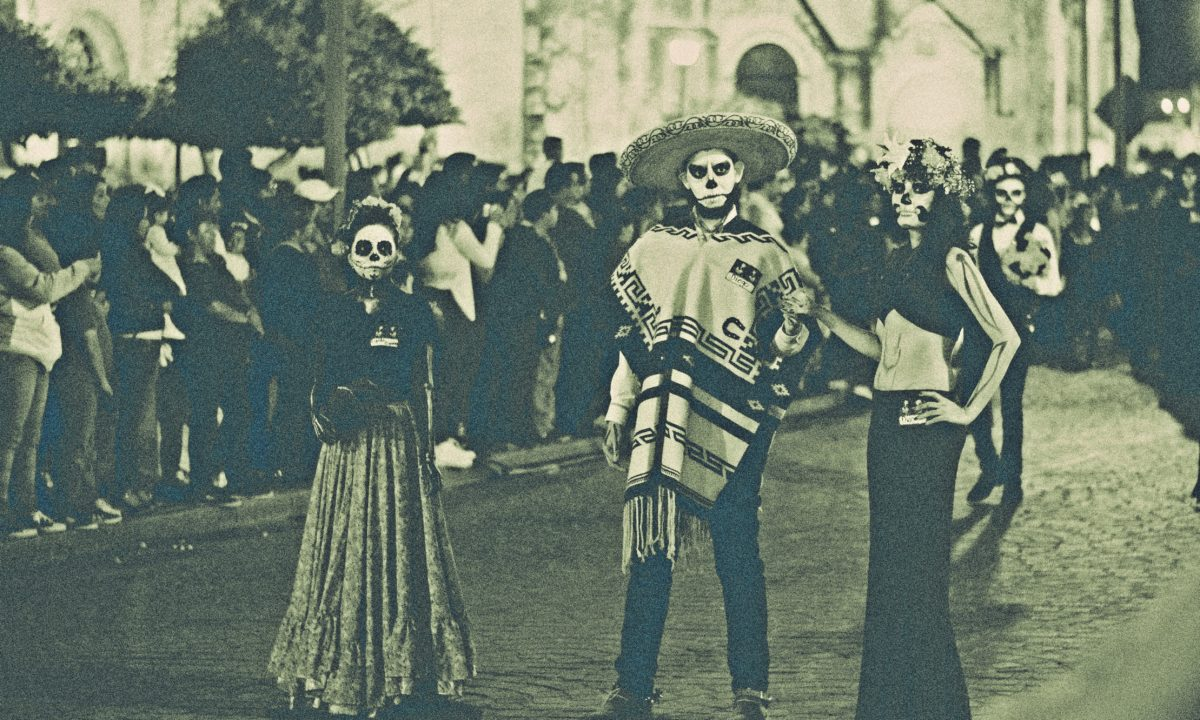 Day of the Dead Wedding Details