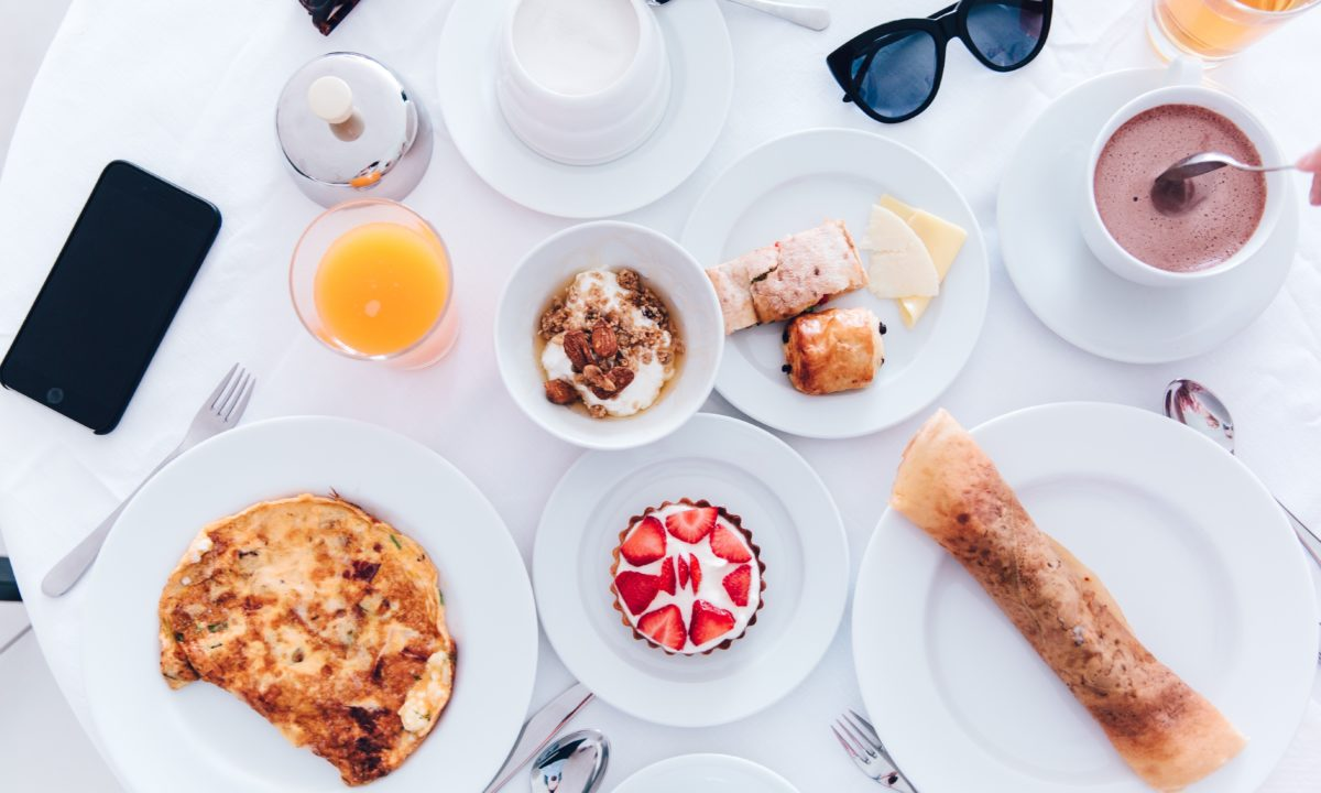 Post-Wedding Brunch Ideas